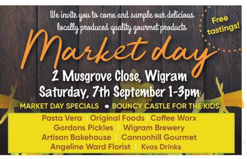 Wigram Market Day